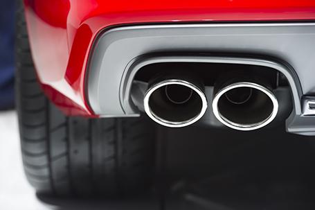Minute Muffler exhaust system